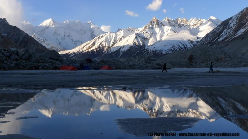 Camp à Shingtchakpabianla
