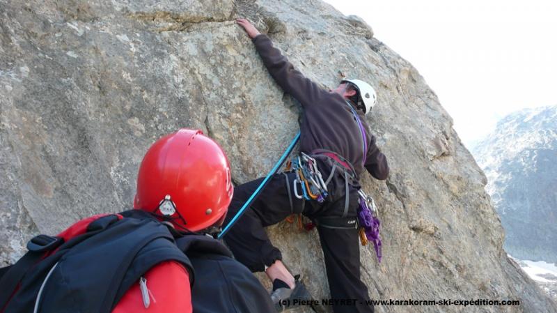 Stage alpinisme 5