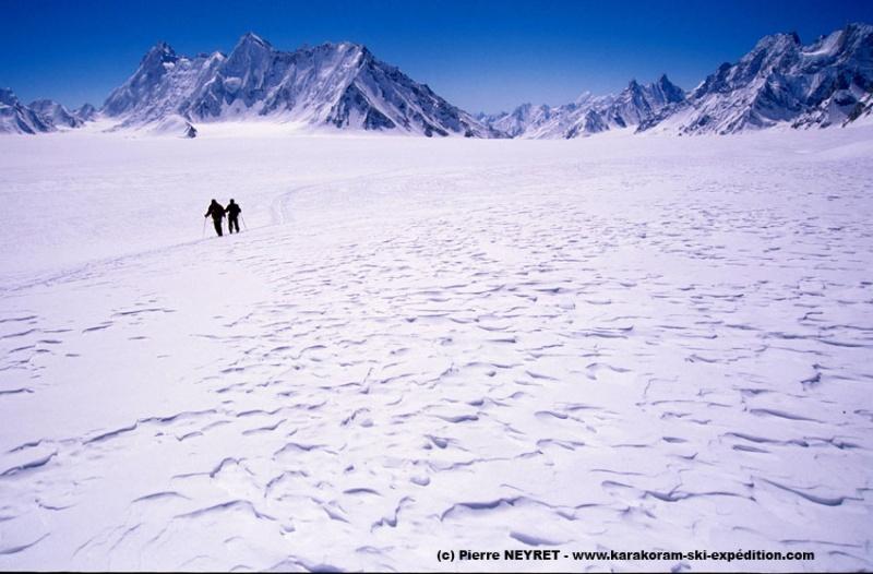 Snow Lake, en route vers Hispar la