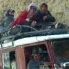 La jeep collective des Shimshalis