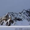 Lumière polaire sur Snow Lake