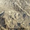 Détail du versant Rupal du Nanga Parbat au levant