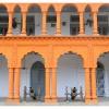 Chitral, le palais du Methar, ancien monarque de la region