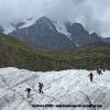Sur le glacier de Raïkot