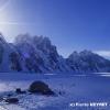 Camp sur le glacier de Biafo