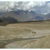 Desert de la vallee de l Indus