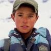 Jeune écolier wakhi au Borogh