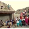 Festivite au village d Altit. Hunza