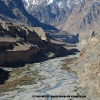 Le grand canyon de la Surukwat, au départ du trek