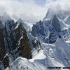 Enfilades des pics de Chotkoï
