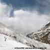Ascension sous le Rupal Peak