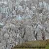 Au dessus du glacier de Raïkot