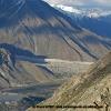 La profonde vallée de Rupal