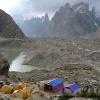 Camp 4 à Urdukas