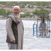 Devant la nacelle qui traverse la riviere Kunar